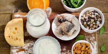Vitamine D en calcium