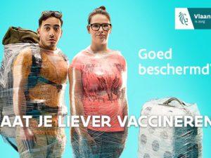 Reisplannen? Vaccinaties zijn belangrijk!