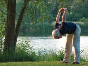Osteoporose: het bot wordt broos en breekt.