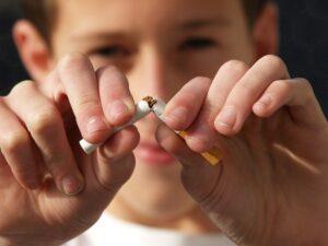 Rookstopmiddelen van de apotheek