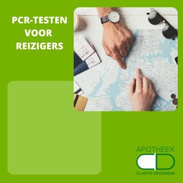 PCR-test voor reizigers